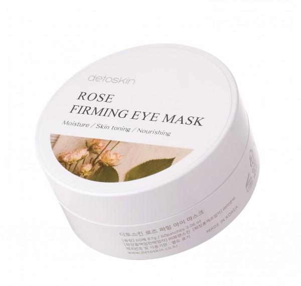 DETOSKIN ROSE FIRMING EYE MASK (30 pairs)