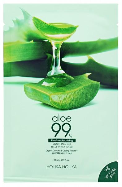 HOLIKA HOLIKA Aloe Soothing Jelly Mask AD Fresh