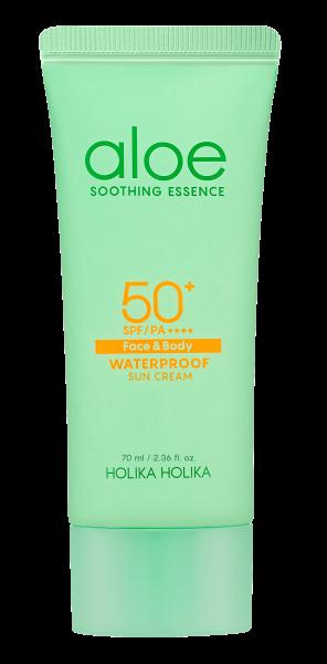 HOLIKA HOLIKA Aloe Water Proof Sun Gel 70ml NEW